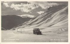 Flexenpass in Lech