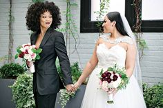 Milly and Deli's gorgeous WeddingHow beautiful is this? I see why Milly and Deli's wedding photos are making the rounds. Keep your heart open fam. If this doesn't inspire you, I don't know what will....