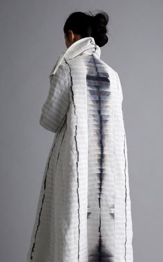 Amy Nguyen will be at the 2017 Craft Show, April 27-30 with her spectacular shibori work and Japanese-influenced garments.