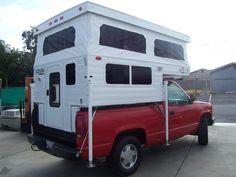 40 Diy organization Of Camper Rv 74 Excellent Rv Camper organization Design Ideas 127 — Fres Hoom 6 Truck Campers For Sale, Slide In Truck Campers, Truck Bed Camper, Pickup Camper, Truck Camping, Rv Campers, Micro Campers, Happy Campers, Van