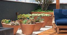 Decore ambientes com vasos gigantes | Jardim das Ideias STIHL - Dicas de jardinagem e paisagismo