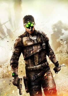 Splinter Cell: Blacklist this game looks so cool I am considering getting it. I haven't actually played a Splinter Cell in 10 years but I have kept myself posted on the stories Splinter Cell Blacklist, Tom Clancy's Splinter Cell, Game Concept, Concept Art, Video Game Art, Video Games, Pc Games, King's Quest, Game Character