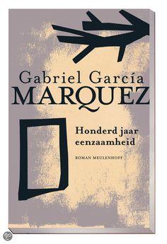 Gabriel Garcia Marquez - Honderd jaar eenzaamheid | Meulenhoff, 1972, 491 blz | http://www.bol.com/nl/p/honderd-jaar-eenzaamheid/1001004006208377/