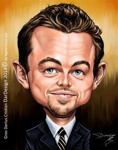 Leonardo DiCaprio by DarDesign on deviantART