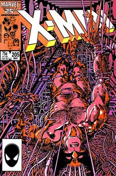 Over the history of the X-Men, there have been a number of comic book covers rejected for one reason or another. Here are 15 unpublished X-Men covers! Marvel Comics, Marvel Comic Books, Comic Books Art, Comic Art, Marvel Heroes, X Men, Marvel Girls, Deathstroke, Book Cover Art