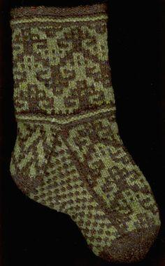 Ravelry: Trellis Mosaic pattern by Robyn Gallimore