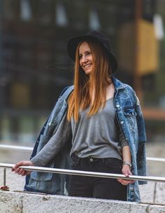 #urban #modern #fashion #clothes #outfit #wear #forever21 #young #model #posing #girl #hat #jacket #jeans #sneakers #beautiful #eyes #green #face #ginger #redhead #hair #hairstyle #makeup #freckles #natural #wonderful #spring #day #fun #enjoy #photographer #photography #cjasminphotos #jasmincizmovic #portrait #portraitphotography #portraits #portraitlover #blackandwhite #windy #wind #blowing #motion #moment #caught #nature #park #flowers #city #urbanenvironment #natureenvironment #happy