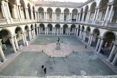 Luoghi da visitare a Milano: la #Pinacoteca di #Brera #Milano