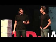 A rich life with less stuff: The Minimalists at TEDxWhitefish