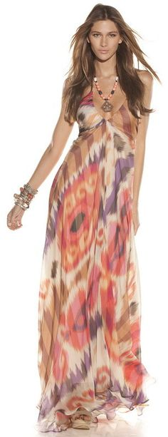 MAXI DRESSES ALL THE WAY FOR SUMMER!!