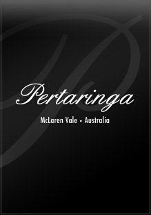 Pertaringa Wines - McLaren Vale - South Australia