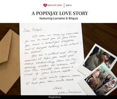 A Popinjay Love Story... letters to our amazing artisan women #Valentines #Spreadthelove