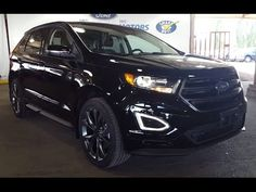 Ford Edge Sport Island Ford Youtube