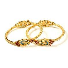 Gold Plated Guaranted Bangles Bangles on Shimply.com