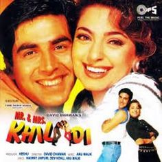 Mr. and Mrs. Khiladi (1997) | Movies Festival, Watch Movies Online Free!