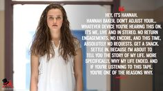 13 Reasons Why Quotes - MagicalQuote 13 Reasons Why Jeff, 13 Reasons Why Quotes, 13 Reasons Why Netflix, Thirteen Reasons Why, Tv Show Quotes, Book Quotes, 13 Reason Why Book, Chest Congestion Remedies, Happy Sunday Quotes