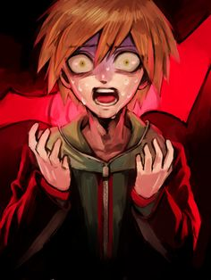 Monokuma Danganronpa, Nagito Komaeda, Makoto Naegi, Danganronpa Trigger Happy Havoc, Got Memes, Danganronpa Characters, Fandoms, Fan Art, Anime Stuff