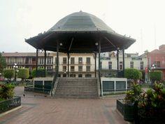 Kiosco De La Plaza De La Libertad...............    ========================   Rolando De La Garza Kohrs http://About.Me/Rogako ========================