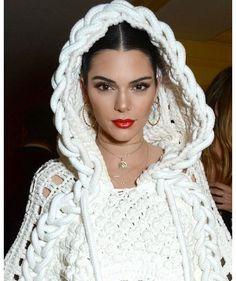La mise en beauté de Kendall Jenner sur Instagram