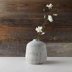 Textured Terracotta Vase - Terrain