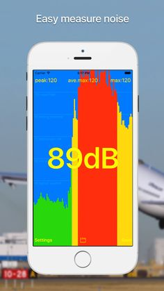 dB meter - noise decibel meter by Dmitriy Pushkarev is FREE for a limited time! Check it out!