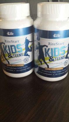 Lo mas importante es la salud de mi hijo. Para lograrlo el mejor suplemento para un crecimiento y una salud optima #RiteStartKidsTeens  www.tiendafuentedevida.my4life.com