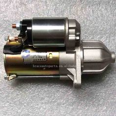 Suv Car Spare Parts Auto Engine Starter For DK15