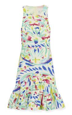 Shop Sophia Dress by Peter Pilotto Now Available on Moda Operandi