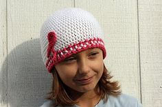 Cute...could even be chemo hats.
