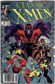 X-Men Classic no. 19, Art Adams