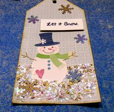 Her Peaceful Garden: Let It Snow --- FWF 11-11