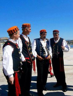 Muški otok Krapanj Dalmatia Croatia, Captain Hat, Hats, Fashion, Moda, Hat, Fashion Styles, Fashion Illustrations, Hipster Hat