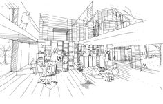 Forfatterhuset Kindergarten Proposal by LETH & GORI + EMA