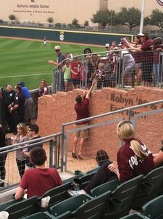 The Texas-size heart of Johnny Manziel: From the other side of the fence @Examiner.com #JohnnyManziel #Aggiefootball, @Aggiebaseball Gig 'em Johnny Football