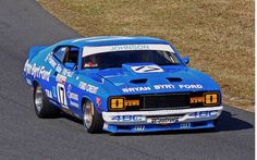 Dick Johnson Racing Falcon XC