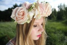 This is a photo shoot for Midsummers Eve. It is a research link. Just the general festive quality of Midsummer.