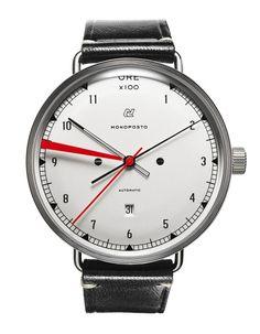 Monoposto-white dial