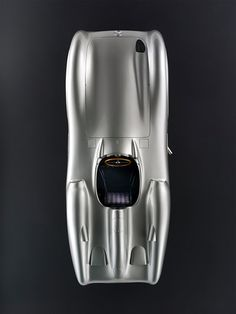 1954 Mercedes F1 - this is beyond a car. This is a personal rocket for the land.