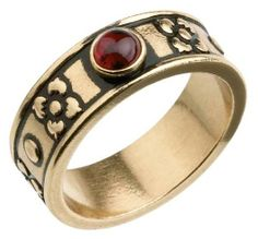 Ring of Saint Bridget, by Kalevala Koru | Pyhän Birgitan sormus KK -my favourite ring!