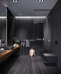 Luxury Bathroom Master Baths Dreams is unquestionably important for your home. Whether you pick the Luxury Bathroom Master Baths Beautiful or Luxury Master Bathroom Ideas, you will make the best Small Bathroom Decorating Ideas for your own life. Bad Inspiration, Interior Design Inspiration, Bathroom Inspiration, Home Interior Design, Design Ideas, Layout Design, Ikea Interior, Font Design, Interior Door