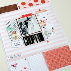 Crop Fun |Felicity Jane September KitCrafting und Stationery Haul |New York City |Target Stationery Giveaway
