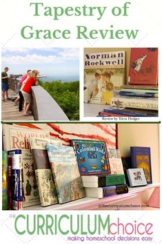 Tapestry of Grace - The Curriculum Choice Homeschool Curriculum, Homeschooling, Tapestry Of Grace, Unit Studies, Norman Rockwell, How I Feel, Children, Kids, First Love