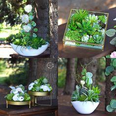 Silk flowers Silk Flowers, Planter Pots, Christmas, Xmas, Weihnachten, Yule, Jul, Natal, Natale