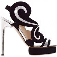 Nicholas Kirkwood Spring 2013  #shoes www.finditforweddings.com