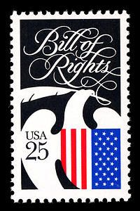 Picture of USA - CIRCA A Stamp printed in USA devoted to Bill of Rights and Constitution Bicentennial, circa 1989 stock photo, images and stock photography. Postage Stamp Design, Bill Of Rights, Stamp Printing, Vintage Stamps, Stamp Collecting, Stock Pictures, Constitution, History, Prints