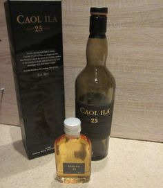 --Whisky Sample: Caol Ila 25 Jahre Islay Single Malt 100 ml / cl, 43 % Whisky, Cl, Whiskey Bottle, Wine, Ebay, Drinks, Germany, Drinking, Beverages
