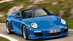 Die Porsche Legende 911 Speedster wird neu aufgelegt.