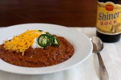 Beef (or Turkey) Chili | Confections of a Foodie Bride
