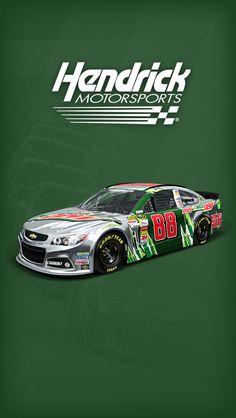 NASCAR.. Hendricks Has It!
