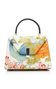 Mini Iside Kimono Bag by Valextra Fall Winter 2018